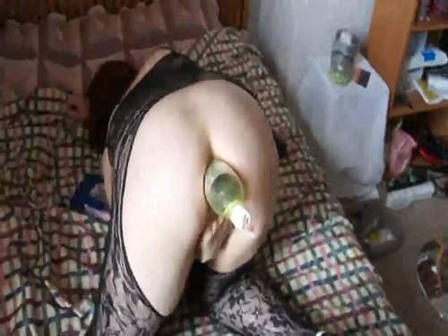 amateur, bottle