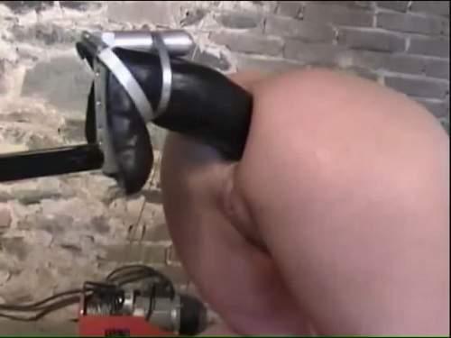 amateur, anal, anal insertion, dildo, dildo anal, gape, gape ass, gaping anal, gaping ass, gaping asshole, huge dildo, long dildo, strapon