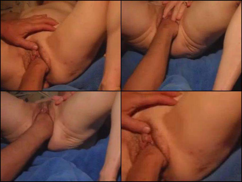 big clitoris slut hot pussy fisting amateur | rare amateur fetish video