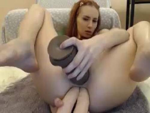 Dildo anal training-4125