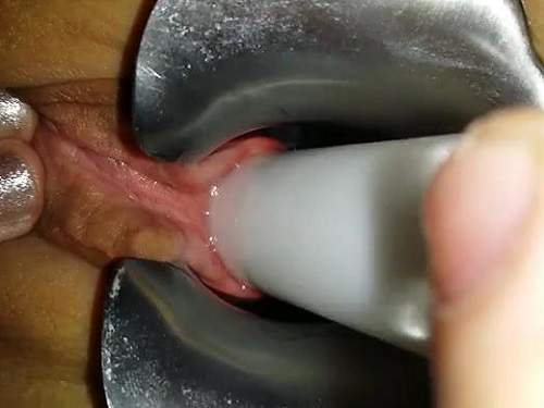 What deep slow dildo