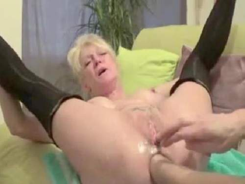 from Valentino tranny ass fisting