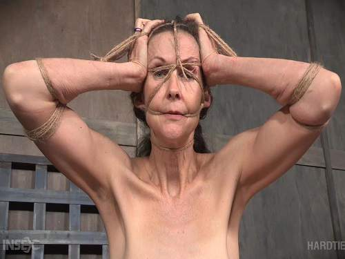 Bdsm tortured granny videos