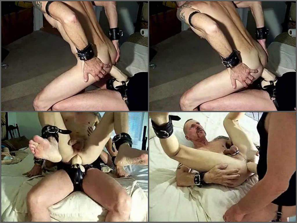 gay anal insertion photo № 337224