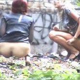 girls pissing,sexy girls pissing,spy video pissing sluts,different russian girls piss,voyeur pissing closeup,outdoor peeing russian chicks