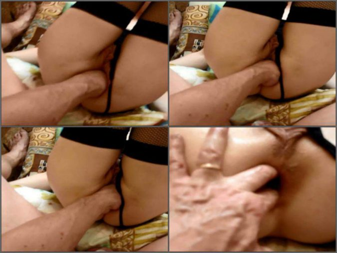 Slut wife gaping anus pics