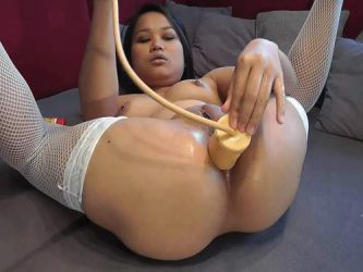 asshole stretched horny asian girl,amazing slut insertion huge inflatable dildo in anus,amazing slut dildo fuck anal,deep dildo insertion,inflatable toy anal,deep dildo penetration in anus rosebutt