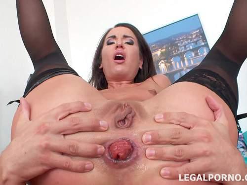 nataly anal dildo - 18hdnewfet13natalyg0ld