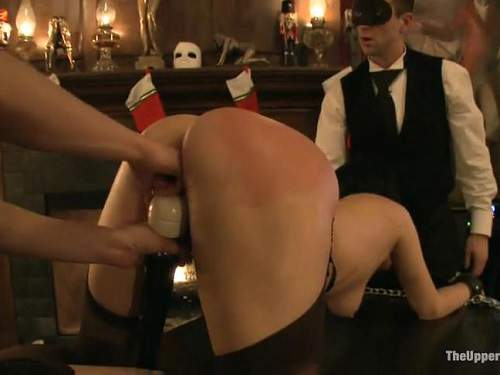 New year 2017 fisting and bdsm orgy