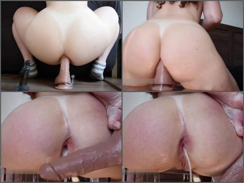 Amateur ass big penetration