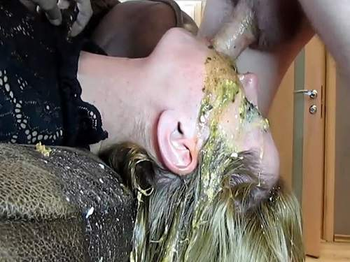 extreme throat fuck,deepthroat fuck,blowjob to vomit,scat domination,fullhd scat,hd scat,scat video