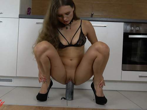 huge dildo riding,dildo penetration,huge dildo fuck,webcam blonde,skinny girl,hot girl dildo fuck,giant dildo riding skinny blonde solo