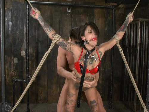 Bonnie Rotten bdsm,Bonnie Rotten bondage,tattooed girl,tattooed girl fuck,hard sex with Bonnie Rotten,bondage slut