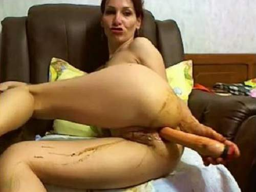 Russian milf with good ass