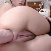 big ass teen,webcam teen,dildo riding,huge dildo penetration,double toy fuck,double dildo penetration,colombian big ass teen,colombian teen anal,big tits teen