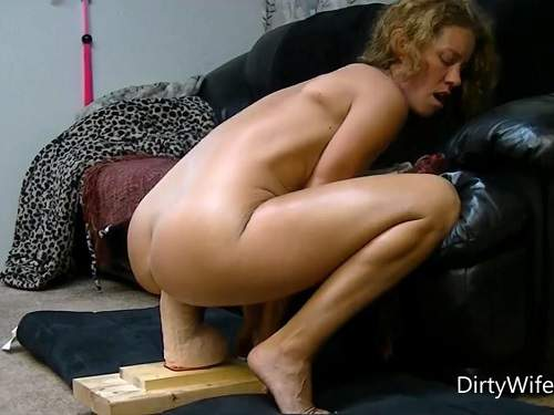 DirtyWifeStyle dildo fuck,huge dildo riding,huge dildo penetration,DirtyWifeStyle dildo fuck,DirtyWifeStyle monster dildo riding,wife dildo insertion in pussy,amateur wife porn