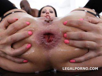 Ria Sunn and July Sun anal fisting,lesbians fisting,deepthroat fuck,hardcore deepthroat fuck,anal gape,loose anal gape,rosebutt loose,anal rosebutt,big anal gape,DAP extreme