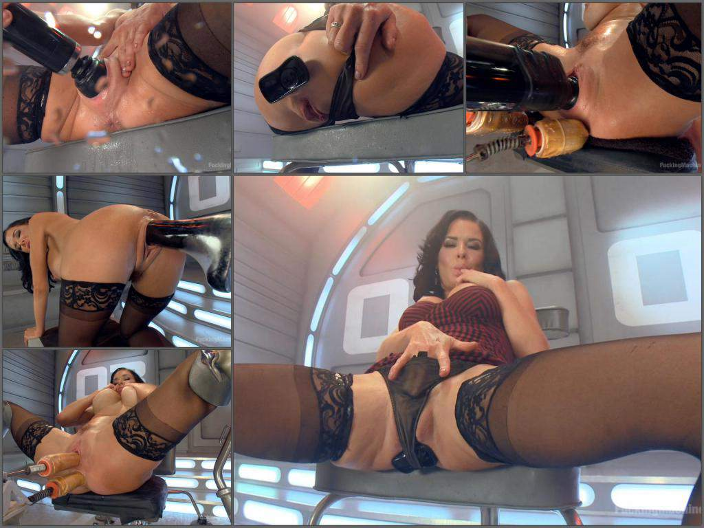 Veronica Avluv Fucking Machine Double Penetration Anal And -3726