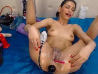 dildo anal,big dildo anal,inflatable dildo anal,double toy fuck,huge dildo in ass