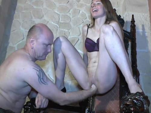Mistresses Brutal Standing