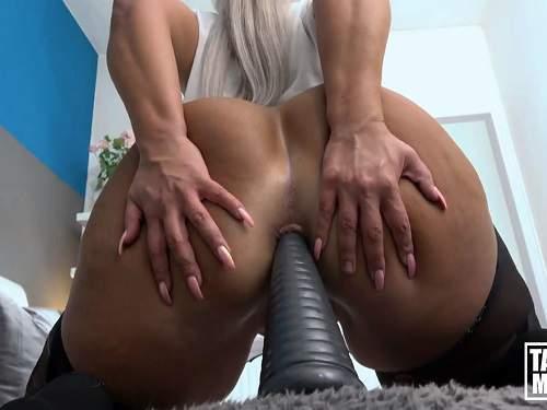 Giant Ass Anal German - Tamara Milano anal dildo riding,dildo riding,dildo penetration,butt plug  anal,