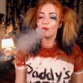 Harley Quinn deepthroat fuck,Harley Quinn blowjob halloween porn,halloween porn 2017,Harley Quinn costume