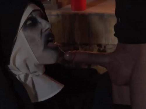 scary porn,halloween porn,halloween blowjob,dirty nun,demonic nun,dead nun porn,blowjob porn,hot sex,sex with nun