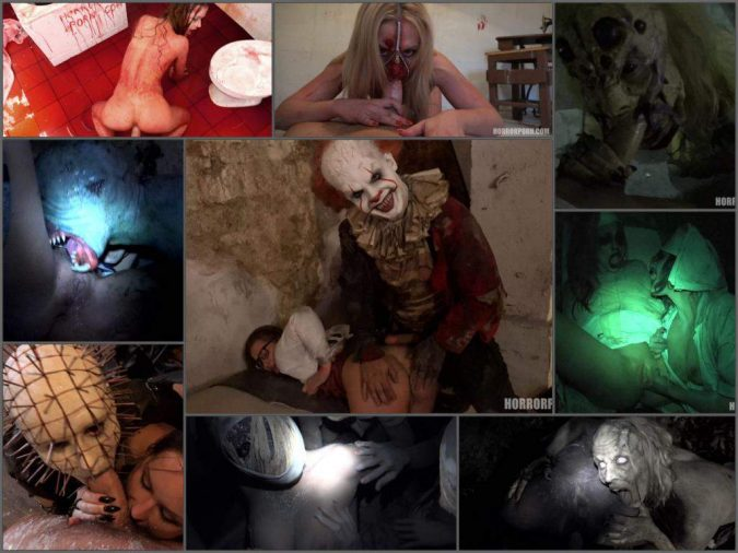 HorrorPorn – Full SiteRip (only 4K video quality) + 1 last new videos