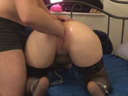 Fisted pussy video dripping