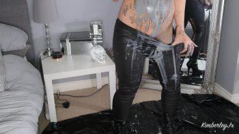 Fisting latex liquid