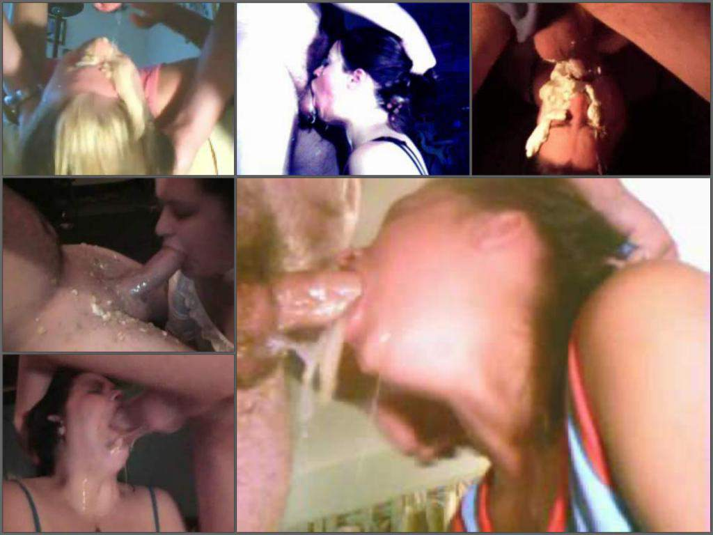 amateur throat fucking compilations