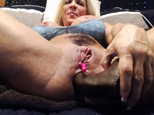 big clit dildo