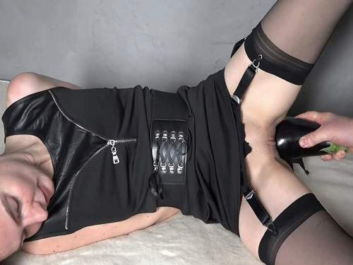mime girl gets fuck hard
