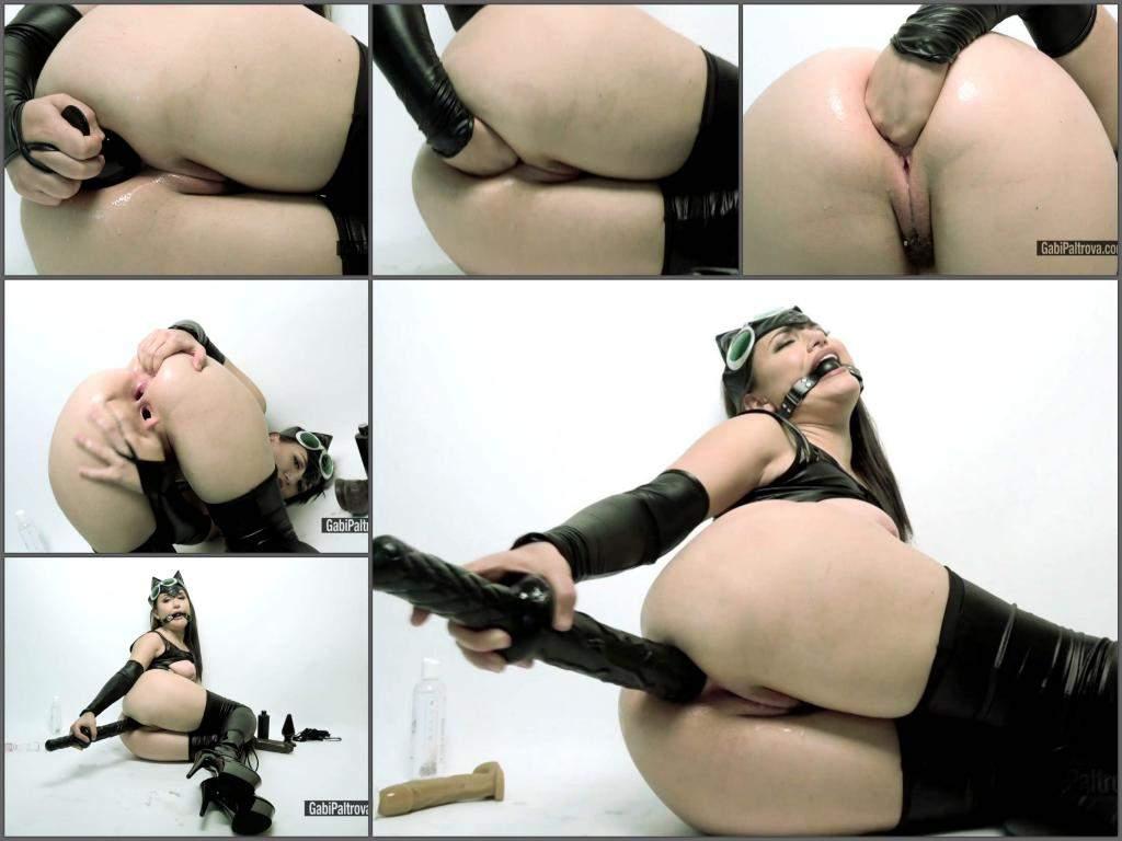 Mature Fisting  Gabi Paltrova This Kitty Deserves Anal -5057